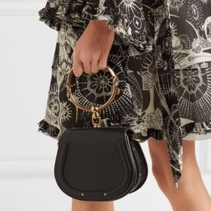 💯 authentic Chloe Nile bracelet bag